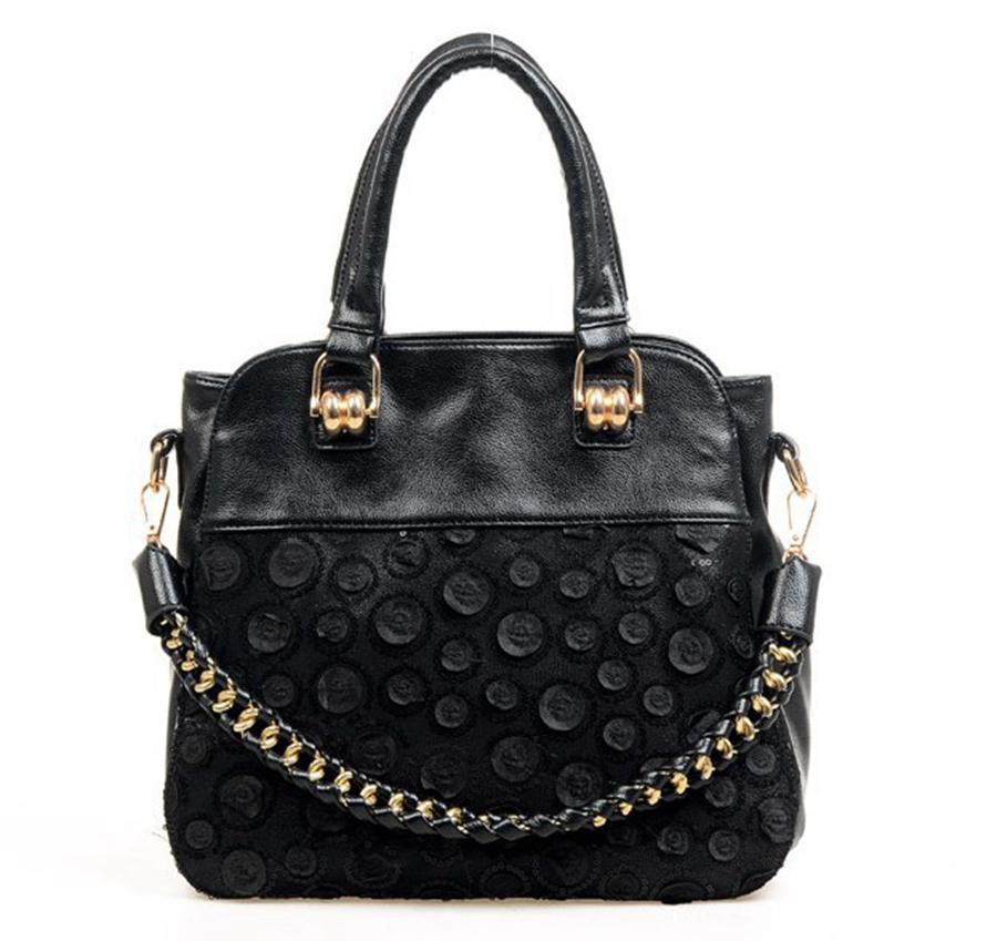 Famous Designers Brand Handbags With Gold Chain 2015 Brand Women Handbag Clutch Messenger Bags  Sac Desigual Pas Cher Handbag