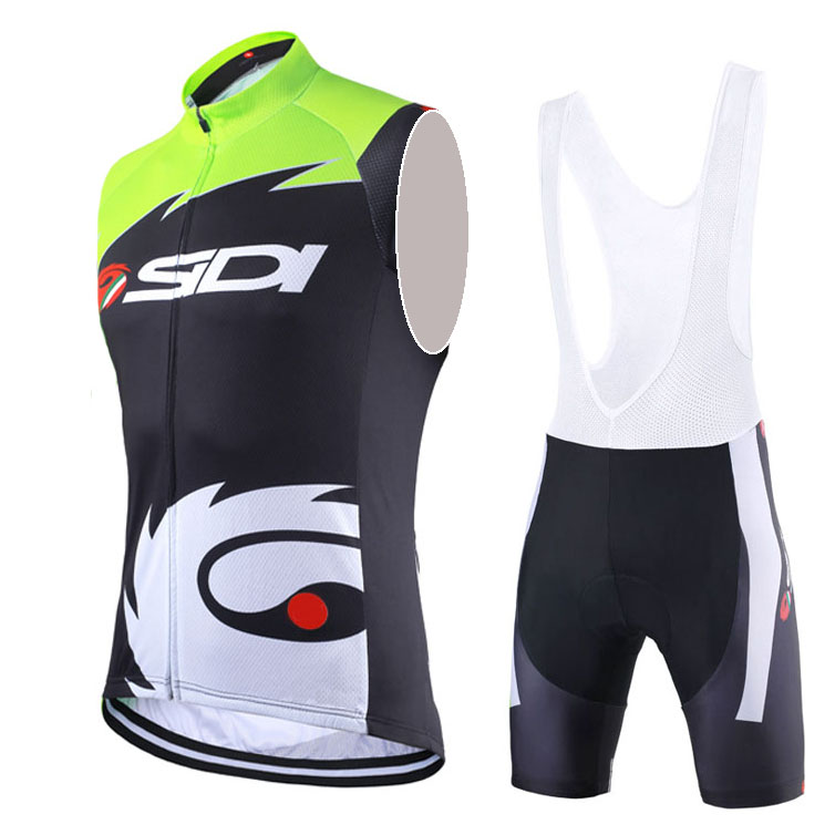 2016 New Design ! Pro Brand Breathable Sleeveless Cycling Jersey For Man/MTB Bike Clothing Ropa Ciclismo Bicycle Clothes  <br><br>Aliexpress