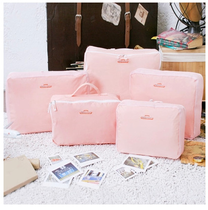 2015 Top Fashion Wooden Box Basket Lingerie Bags In Ba Waterproof Travel Combined Clothes Storage Finishing The Five Piece Suit(China (Mainland))