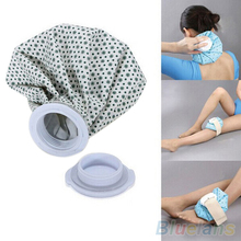 Health Care Reusable Knee Head Leg Muscle Sport Injury Relief Pain Ice Bag Cap 1QG5
