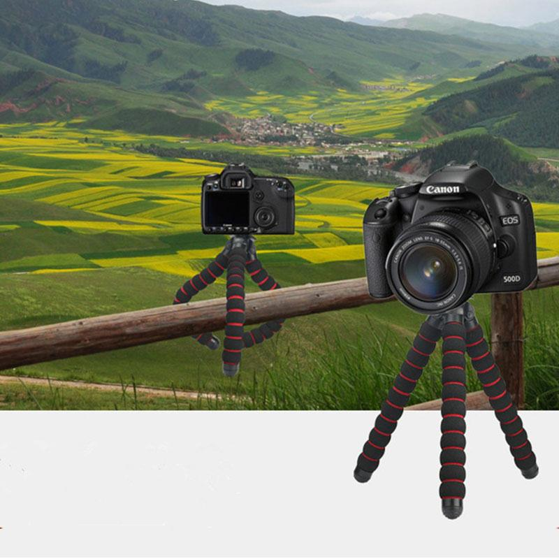 Large Octopus Spider Flexible Tripod DSLR Camera DV Stand for Nikon Canon Pentax Camera DSLR(China (Mainland))