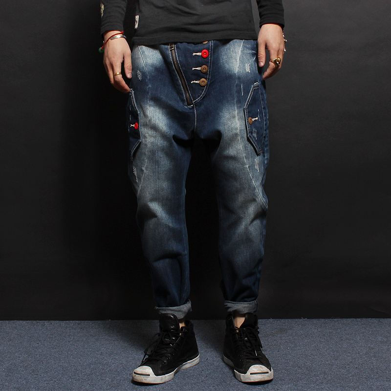 Disel Special Offer Time-limited Mens Jeans Brand True Religious Men Pp Summer Style 2015 Jean Dsl Marcas Perfumes 100 Original(China (Mainland))