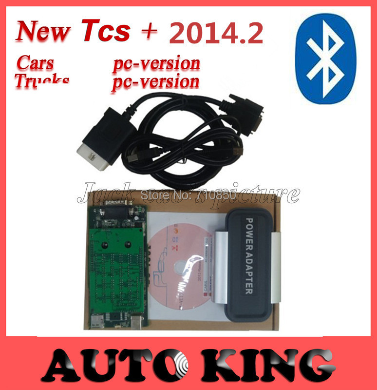 Great News!!! 2014 R2 with free keygen ! Software Black tcs CDP PRO plus +Bluetooth+ LED for Car&Trucks 2 in 1 with free ship(China (Mainland))