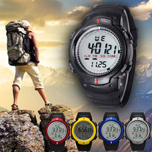 Branded Watches Mens Top Brand Luxury Climbing Waterproof Outdoor Mountaineering Sports Men Digital Watch LED Quartz Wrist Watch