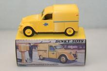1/43 атлас динки игрушки 560 Citroen 2CV Fourgonnette