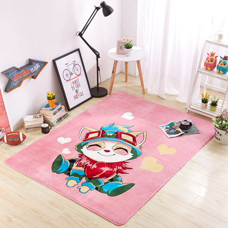 timo play mat flannel cotton rugs bathroom carpet large living room carpet kitchen floor mats outdoor rugs baby room flooring(China (Mainland))