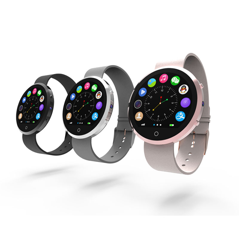2016 New Round Wearable <font><b>Smart</b></font> <font><b>Watch</b></font> ez361 SIM TF Supported Bluetooth Smartwatch for Android Samsung HTC <font><b>LG</b></font> Sony Fitness Tracker