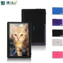 Newly-launched iRulu 7″  Tablet PCs Dual Core Allwinner  Android 4.2 Tablet PC 1.5GHz ROM 8GB Dual Camera OTG USB 3G WIFI