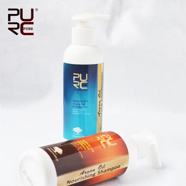 Марокканский масло для волос шампунь для волос кондиционер для волос маска аргана ...