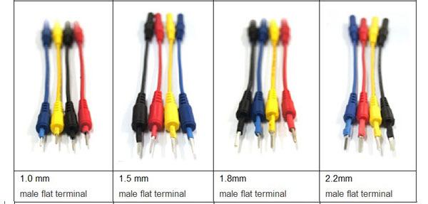 Автомобильных тестовых проводов и электрические тестеры многофункциональный замыкания щупы популярные инструмент автоматического обслуживания