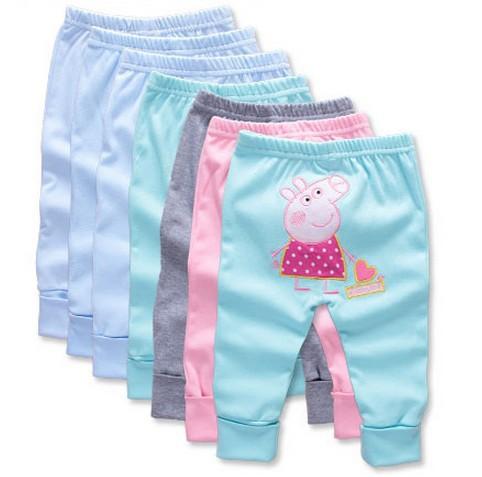 HOT 2014 Summer autumn 100% cotton Baby pants harem PP Pants boy girl lovely cartoon baby leggings - Kids Landmark store