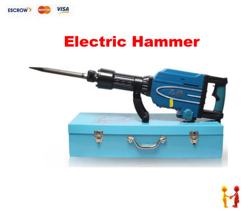Electric Pick GUN Z1G-DS-98 with rotate handle, Electric Hammer 3600W(China (Mainland))
