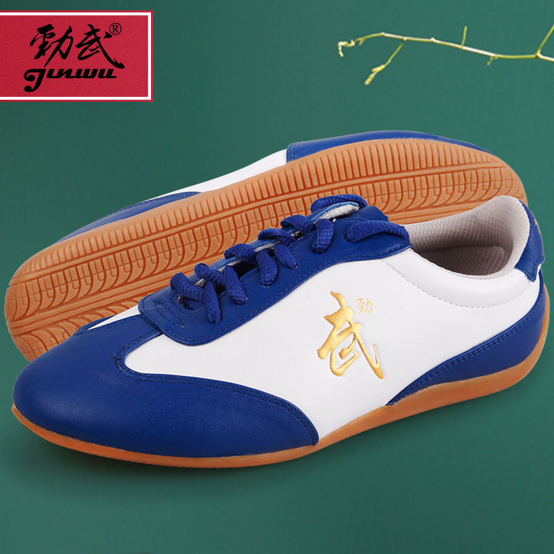 Фотография  bottom stamping force word exercising shoes men shoes for women taijiquan martial arts in the spring and autumn