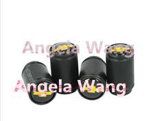 Free Shipping Korea New Version Scrub Aluminum Alloy Tire Valve Caps Car Wheel Air Cover odify Trye Valve Caps for Chevr0letcar(China (Mainland))
