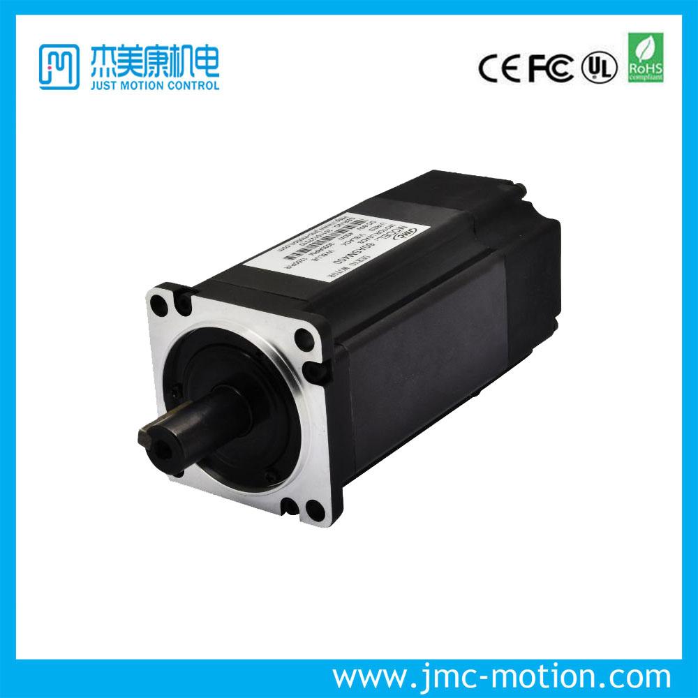 Nema24 Low Cost Ac Servo Motor 200w Match With Cnc Machine