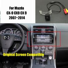 Buy Thehotcakes Car Rear View Camera Mazda CX-9 CX9 CX 9 2007~2014 / RCA & Original Screen Compatible Back Reverse Camera for $27.47 in AliExpress store