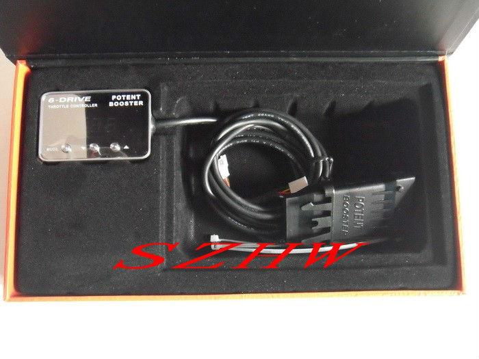 Potent Booster II 6 Drive Electronic Throttle Controller, TS-609 Suzuki Kai Zexi, Mitsubishi PAJERO, TRITON, L200, MONTERO - Auto-Tools technology Co.,LTD store