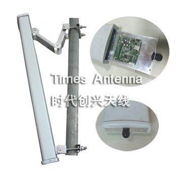 (Can built-in AP)5150-5850MHz 16dbi 120 deg sector antenna