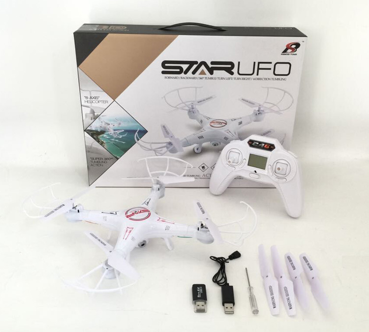 2015 New X5C 1 2 4G Remote Control Helicopter Updated X5C 8899 Quadcopter RC Drone With