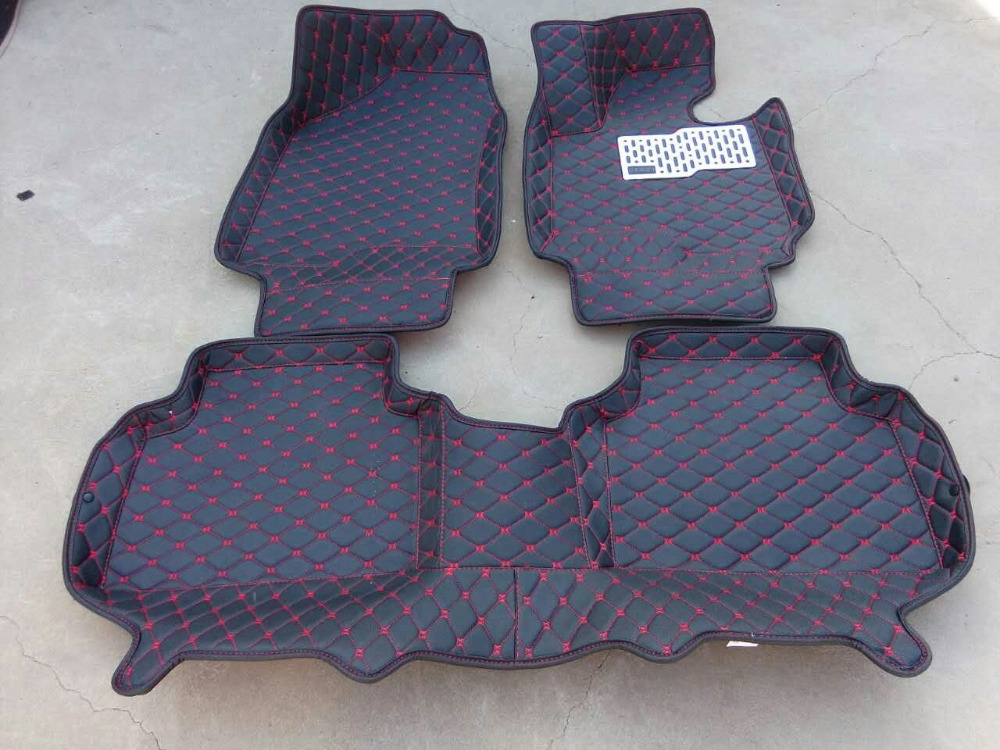 whole surrounded RHD special car floor mats for Right Hand Drive 330i Convertible E93 2012-2007 waterproof carpets(China (Mainland))