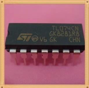 """Special operational amplifier TL074CN TL074 """"package"""" quality assurance--JDJC(China (Mainland))"""