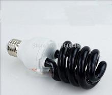 825 15 Watt 220 V UV Lampen/UV-Härtung Lampen/Violett Energiesparende Lichter schwarz Glühbirnen 2 Stücke Jahre(China (Mainland))