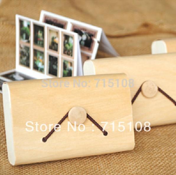 Small Wooden Box Handmade For Cards and Photos Storage box Moistureproof Manual Gift Box 5pcs/lot Free Shipping(China (Mainland))
