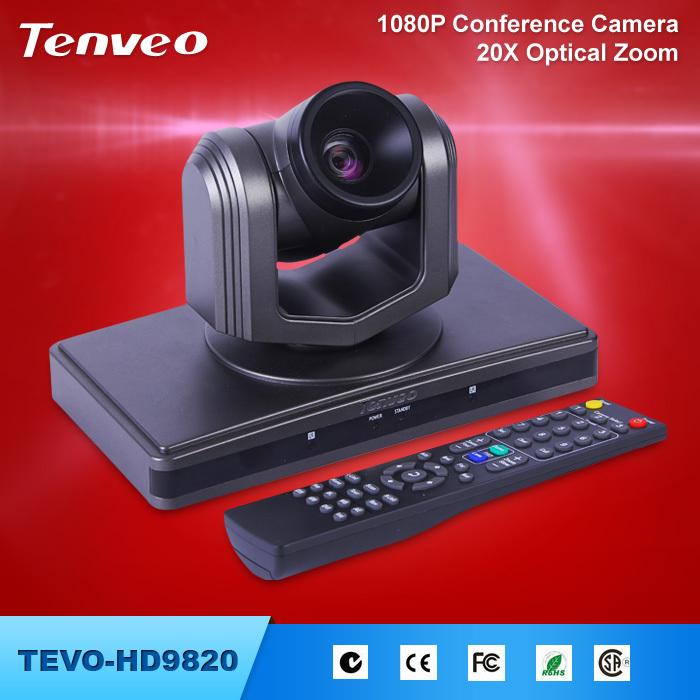 TEVO-HD9820 1080P generic usb webcam 20x zoom camera webcam free driver for pc webcam digital camera alibaba express(China (Mainland))