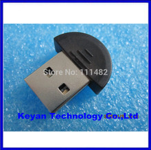 4.0 Mini USB Bluetooth Dongle Adapter V4.0 for PC Headset Phone PDA Support Win7 Free Shipping(China (Mainland))