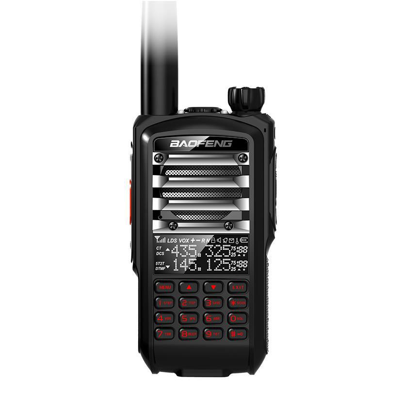 Baofeng UV 5R Walkie Talkie 5-8W High Power Portable Two Way Radio VHF UHF Pofung UV Dual Band Fith BF-UV5R PTT Ham Comunicador(China (Mainland))