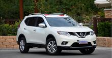 Для Nissan X-TRAIL крыша рельсы стойка перевозчик бары серебро 14 — 15