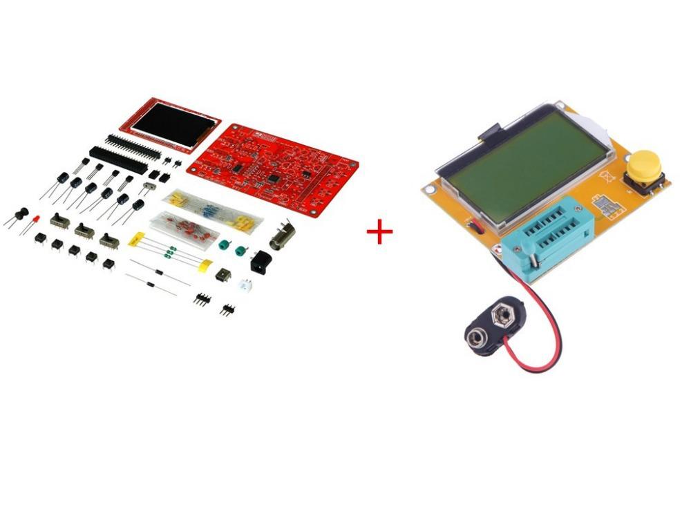 ESR Meter / Capacitance / Inductance / Transistor Tester