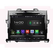 HD 1024*600 Quad Core 1.6G 16GB Android 5.1.1 Car DVD Player Radio GPS Navi Stereo for Toyota Alphard 2007 2008 2009 2010-2013