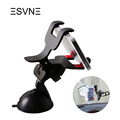 ESVNE Car phone holder 360 Degree rotation phone Stand Windshield Mount Bracket with Suction Cup for