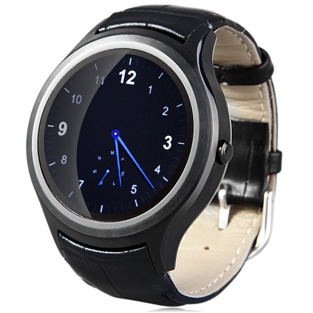 K8 Mini Round Dial 3G Smartwatch Phone Android 4.4 MTK6572 Mobile Wristwatch Wifi 512MB + 4GB Heart Rate Monitor Smart Watch(China (Mainland))