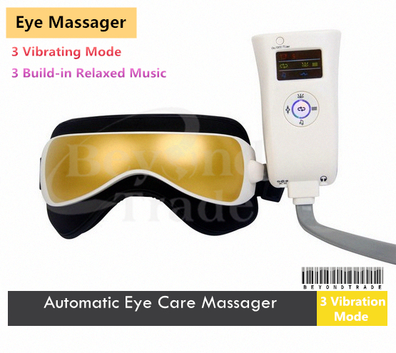 Automatic Electric Magnetic Eye Care Relax Massager with Microcomputer Control Alleviate Fatigue and Health Care