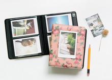 New 2015 64 Pockets Photo Album Mini Fuji Instax Polaroid & Name Card 7s 8 25 50s 90