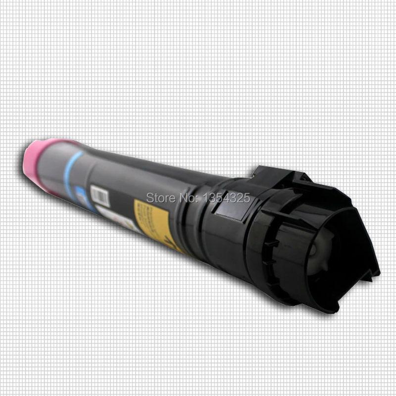 4pcs Lot color toner cartridge For Xerox Phaser 7500 7500DN 7500DT 7500DX 7500N toner Compatible Grade