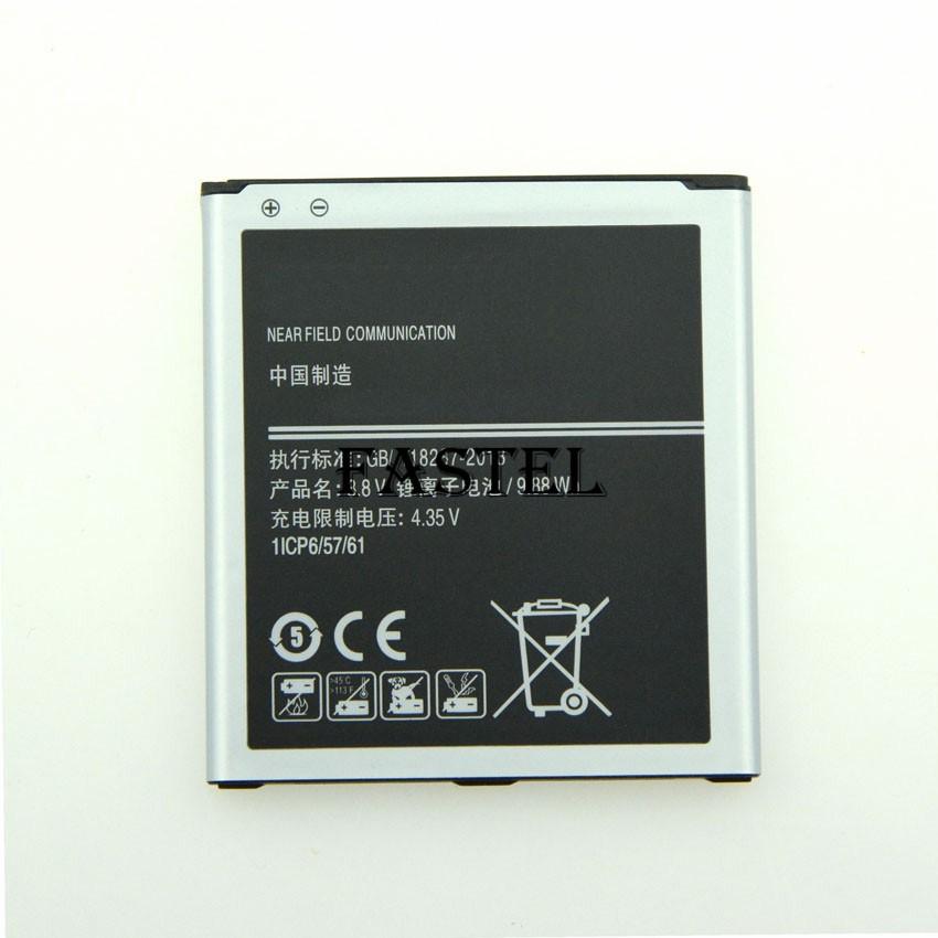 New EB-BG530BBC Mobile Phone Battery For Samsung Grand Prime G530 G530F G530H J5 J500 J500H J500F J5000 J5008 J5009 2600mAh