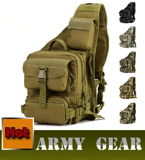 Amazoncom  Tactical Sling Bag Military Single Shoulder