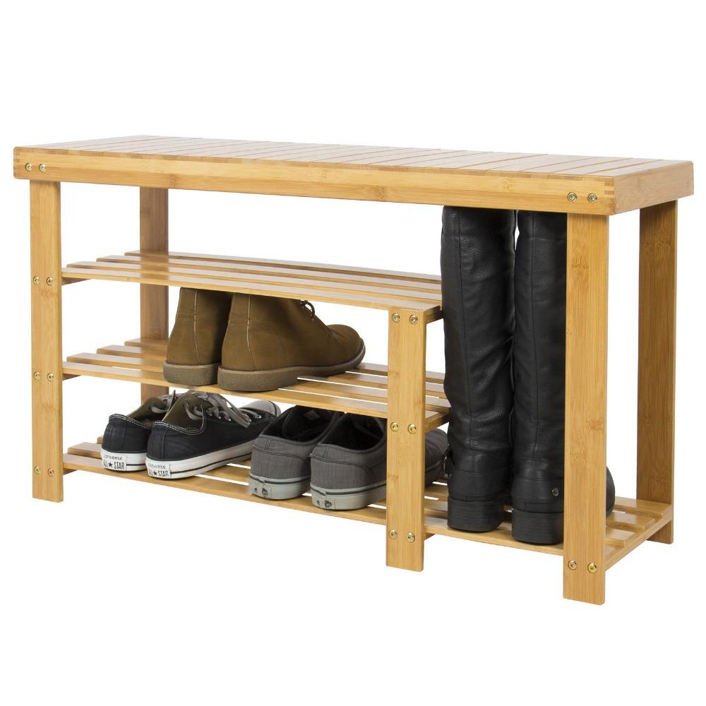 Скамья для обуви в прихожую своими руками