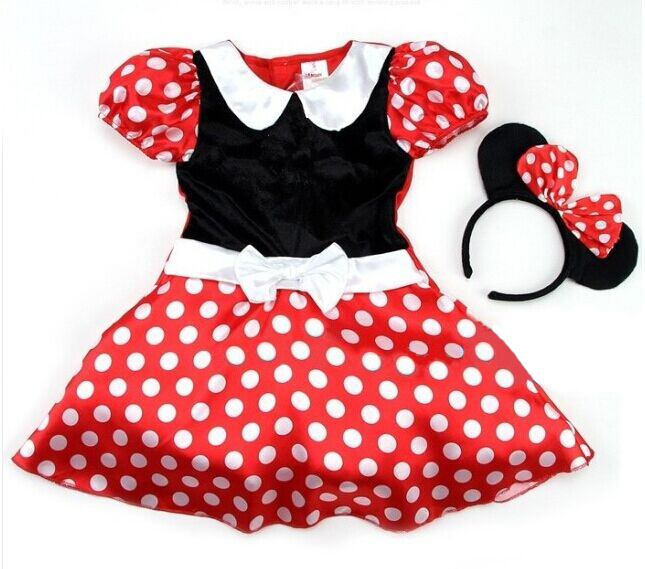 Minnie Mouse Costume Cheap Minnie Mouse Costume Free