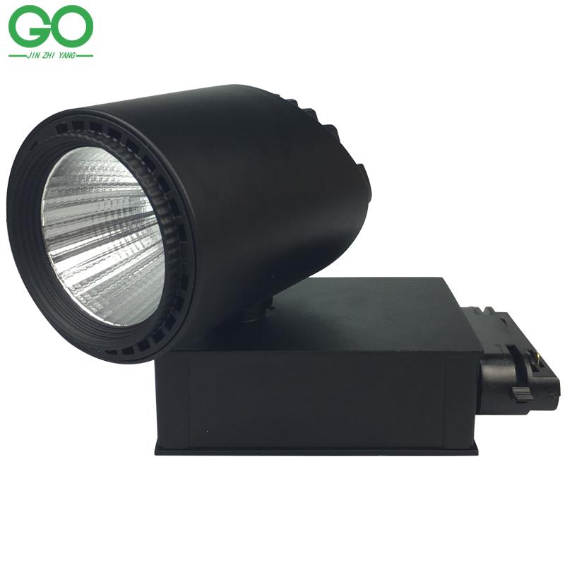 track lighting cheap. LED Track Light 30W COB 130-140lm/W Modern Global Industrial Clothing Shoes Store Lighting Cheap N