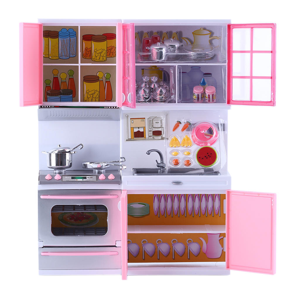 Compra cocina para ni as online al por mayor de china for Cocina juguete aliexpress