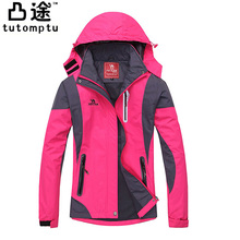 Spring Band Outdoor Jacket Waterproof Polartec Women Thermal Jacket Hiking Fishing Cambling Camping Windstopper Sport Outwear
