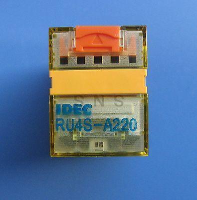 IDEC Relay RU4S AC220V 50/60Hz CSA CE listed(China (Mainland))