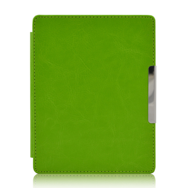 Hot selling Magnetic Leather Cover Case For kobo aura non HD 6 0 inch eReader