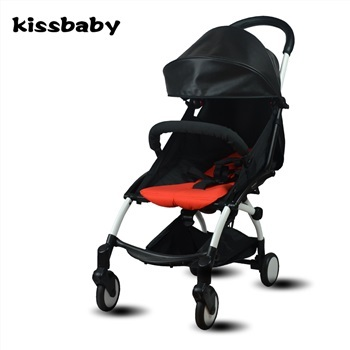 YOYA Four Wheel Baby Stroller Umbrella Car Stroller Ultra-light Folding Aluminium Alloy Stroller Style Like YOYO,5.8kg