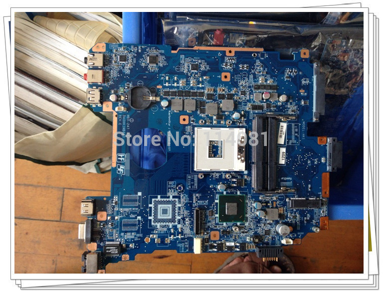 New For Sony MBX-247 DA0HK1MB6E0 A1827699A Notebook Motherboard DDR3 100% Tested Working Free shipping(China (Mainland))