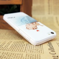Чехол для для мобильных телефонов Oem iphone 4 4S iphone 5s, PC E0035